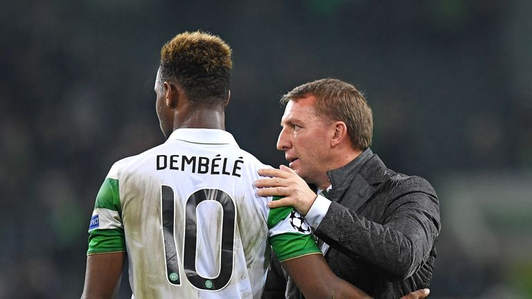 Brendan Rodgers wants to wait until after their Champions League qualifier to sell