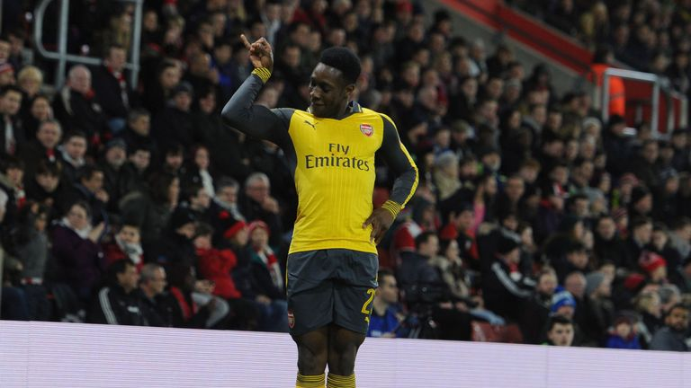 Danny Welbeck could start in the Premier League for the first time since May 2016