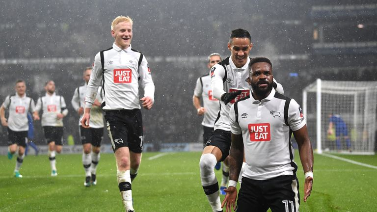 Image result for Derby County team 2017