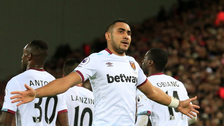 West Ham reject second bid for Dimitri Payet from Marseille