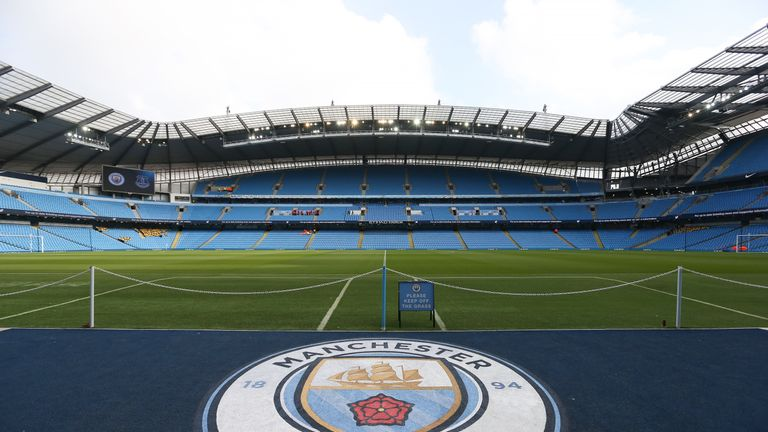 Manchester City's Etihad Stadium is also publicly owned
