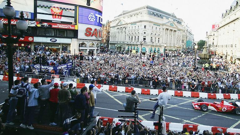 London GP could take place after law change allows motor racing on ...