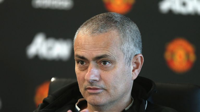 Mourinho says United have plans to spend this summer