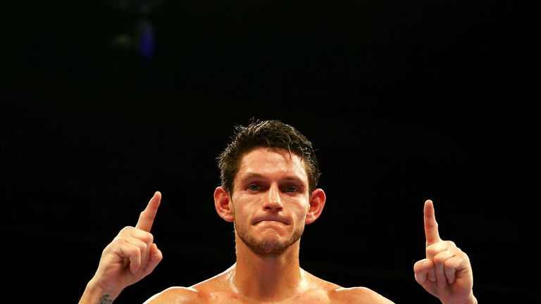 Gavin McDonnell headlines the Hull card against undefeated Mexican Rey Vargas