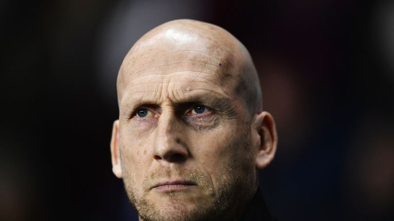 Reading boss Jaap Stam was pleased with his side's character during the win over Aston Villa