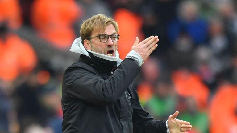 Jurgen Klopp refusing to blame Liverpool's slump in form on ...