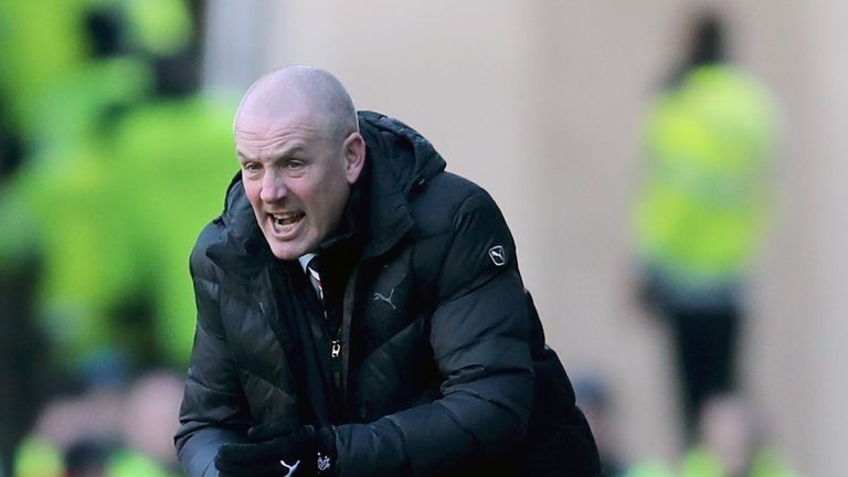 Mark Warburton Quits Rangers