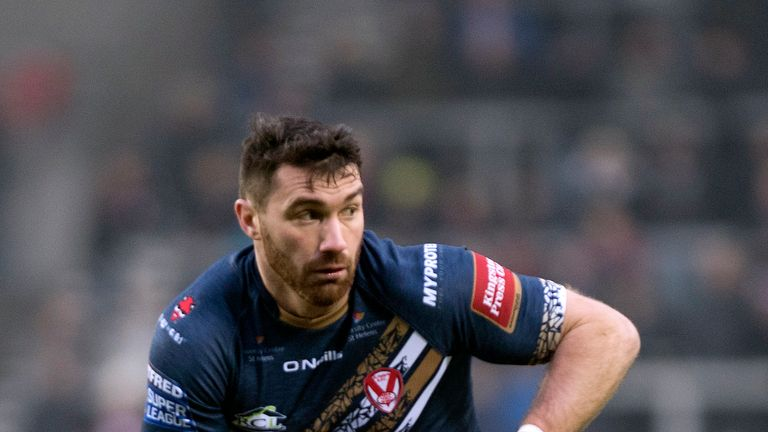 Matty Smith picked up an injury against Widnes in a pre-season friendly