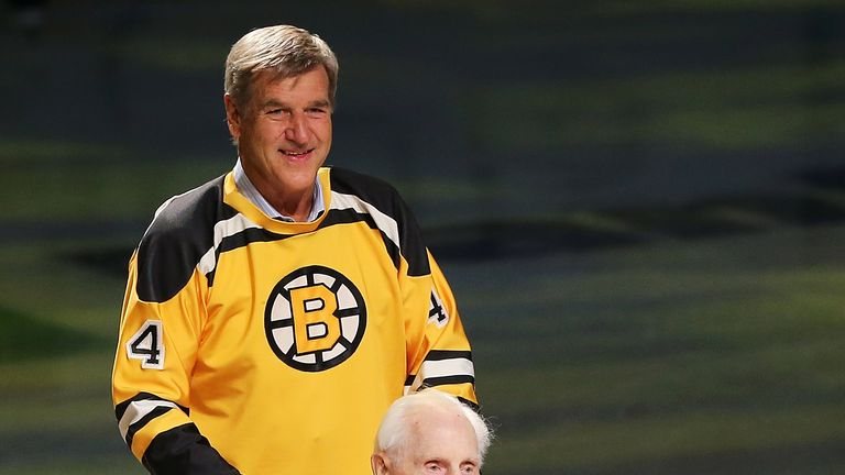Schmidt served the Bruins as player, captain, coach and general manager