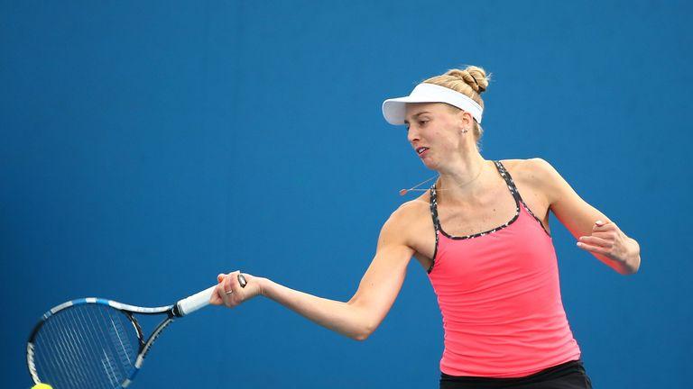 Australian Open 2017: Johanna Konta plays down hopes of emulating Virginia Wade