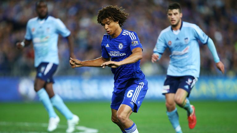 Nathan Ake could be set to make his third appearance for Chelsea this season