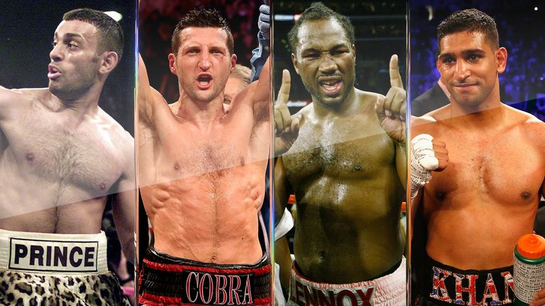 James DeGale joins list of British fighters who tried to unify titles in USA