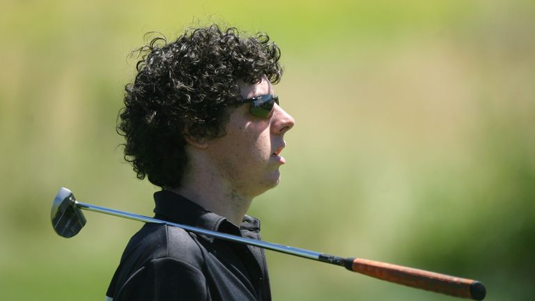 McIlroy finished tied-third in the event in 2008