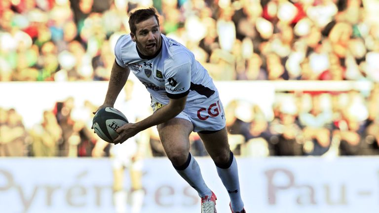 Camille Lopez kicked Clermont to victory in Bordeaux