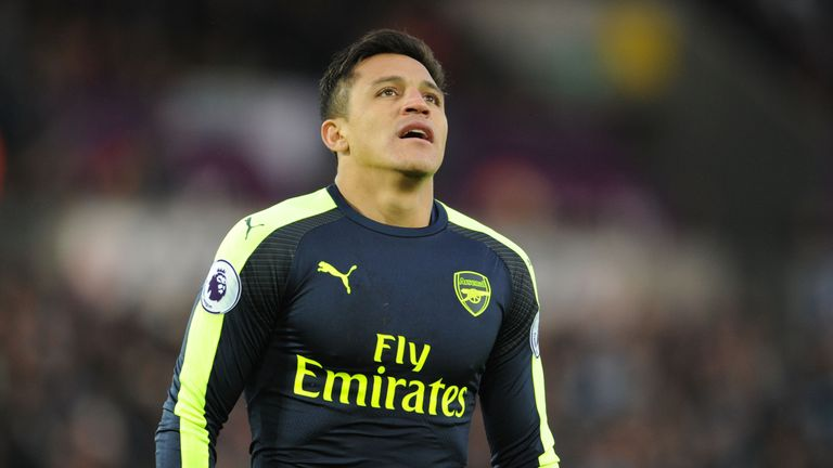 Thousands of Chileans have signed up to march in favour of Alexis Sanchez leaving Arsenal