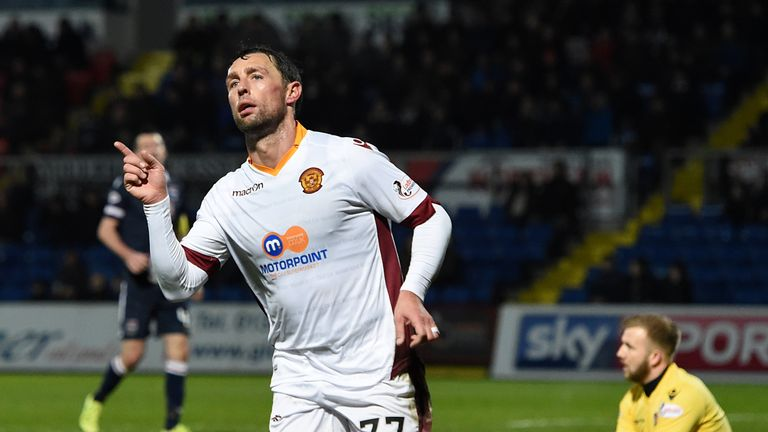 Motherwell and Scott McDonald will be involved in a vital derby on Saturday