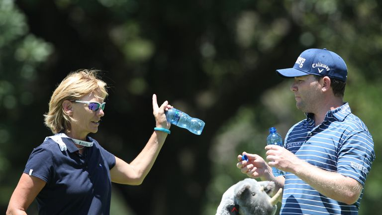 Sherylle Calder is well known to England coach Eddie Jones as a visual awareness expert