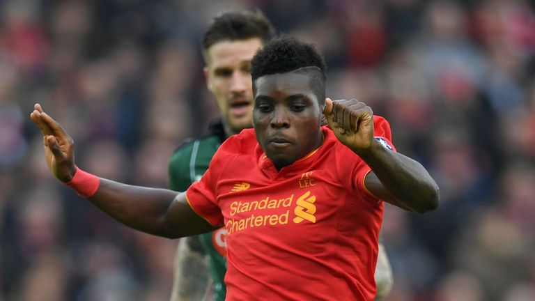Sheyi Ojo is wanted by Middlesbrough and Newcastle