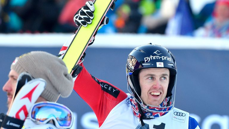 Dave Ryding achieves best result by British skier since ...