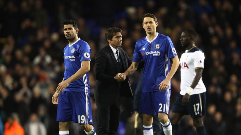Chelsea's winning run in the Premier League came to an end against Tottenham last week