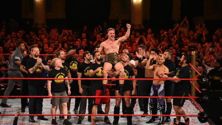 Resultado de imagem para tyler bate united kingdom champion
