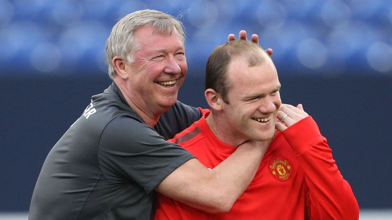 Rooney insists he will not put his experience to waste having worked under Sir Alex Ferguson