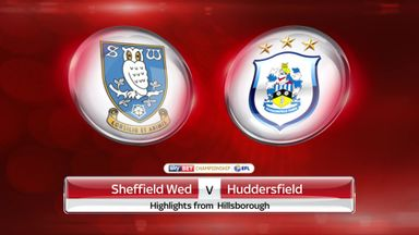 Sheff Wed 2-0 Huddersfield