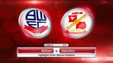 Bolton 1-2 Swindon