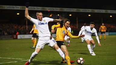 Pontus Jansson: Returns to action for Leeds