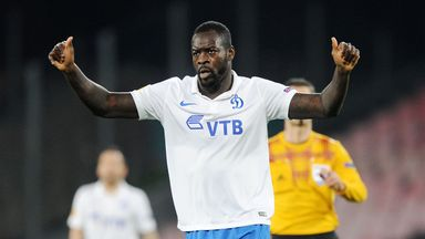 Christopher Samba impressed Steve Bruce while on trial