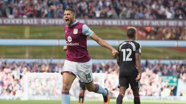 Rudy Gestede has completed his move to Middlesbrough from Aston Villa
