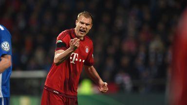 Holger Badstuber has fallen down the pecking order at Bayern Munich