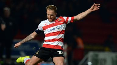Doncaster draw with stubborn Stanley
