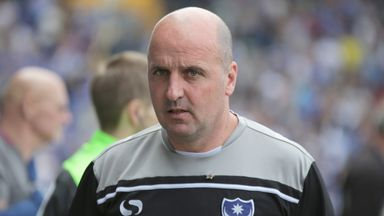 Paul Cook marked his 100th game in charge with a win over Newport.