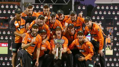The ECB plans to introduce a franchise competition similar to Australia's Big Bash