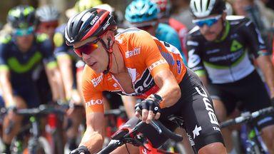 Richie Porte won the Tour Down Under