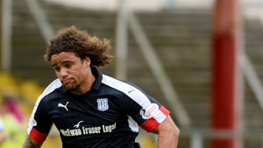 Yordi Teijsse has left Dundee on loan to Wuppertaler SV until the end of the season
