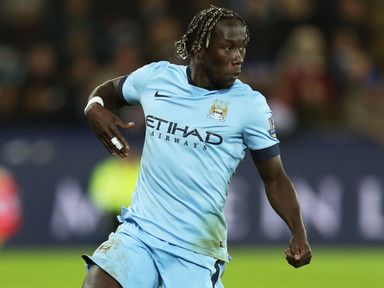 Bacary Sagna of Manchester City