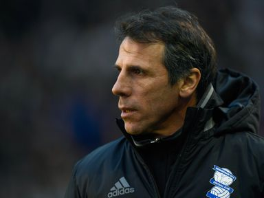 Gianfranco Zola: Boosts his Birmingham squad with Kerim Frei's arrival