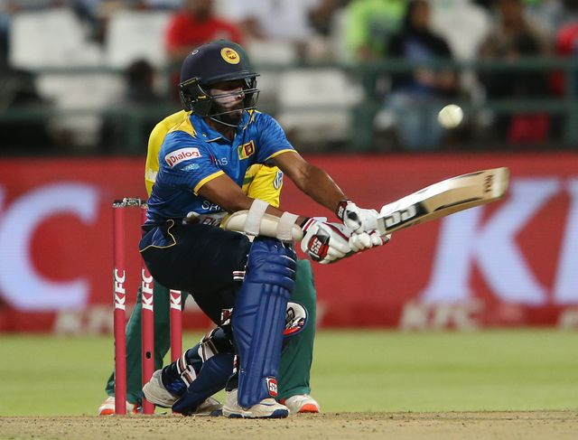 Upul Tharanga to Captain ODI matches against South Africa