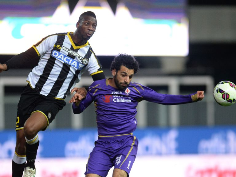 Leicester finalise complicated deal for Udinese's Molla Wague
