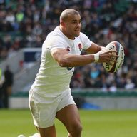 Jonathan Joseph has been dropped from England's squad to face Italy