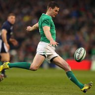 Johnny Sexton missed Ireland's opening Six Nations games against Scotland and Italy
