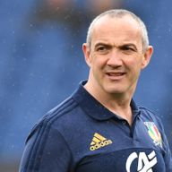 Conor O'Shea says he needs to change the mindset of his players