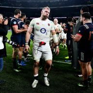 James Haskell is hoping to start England's Six Nations clash against Italy