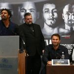 Haye vs Bellew: David Haye and Tony Bellew trade heated words at highly-charged press conference