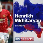 Henrikh Mkhitaryan exclusive: Man Utd have to win Europa League final