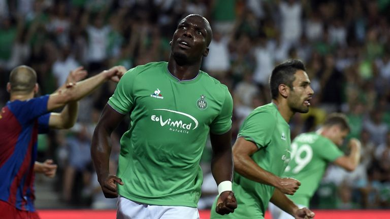 Florentin Pogba faces brother Paul at Old Trafford this week