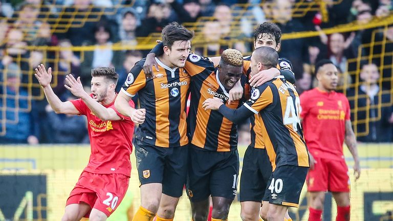 Liverpool fell to a 2-0 defeat at Hull on Saturday