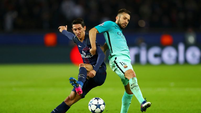Barcelona struggled to keep tabs on PSG's attack